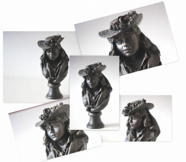 Auguste Rodin - Rose Beuret.