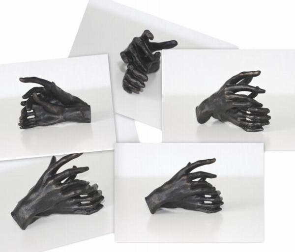 Auguste Rodin - Twee Handen.