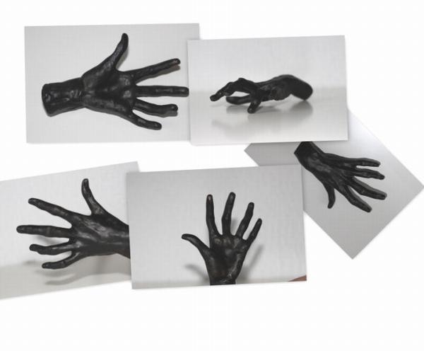 Auguste Rodin - Hand van een Pianist.